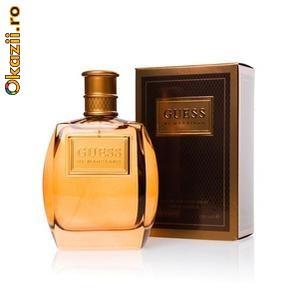 Guess by Marciano for men - так называется новый мужской аромат от Guess.
